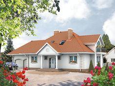 Projekt domu MT Ballada paliwo stałe - DOM ST7-80 - gotowy projekt domu