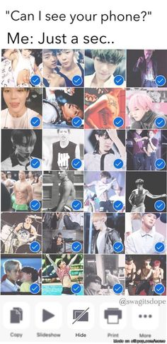 I would not delete those...I'm proud to be an A.R.M.Y and I'm not afraid to show it hehe