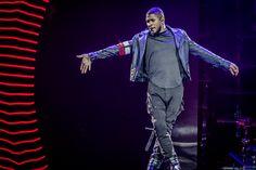 Usher | 4 maart 2015 | Ziggo Dome Amsterdam