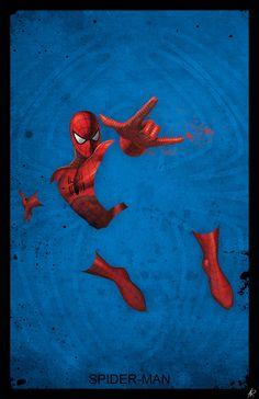 Spider-Man by Albizu Rondon
