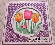 Happy Mother's Day by belinda12 - Cards and Paper Crafts at Splitcoaststampers