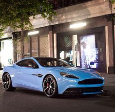 Aston Martin Vanquish my dream car!!!!!!