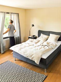 Micasa Schlafzimmer mit Boxspringbett