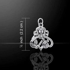 Borre Silver Charm 52-TCM138 - Buy from By The Sword, Inc.  14
