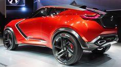 Nissan Gripz Concept  -  Exterior and Interior Walkaround