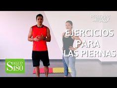 Mateo Martínez te comparte la mejorrutina para unas piernas sexys. Si quieres unas piernas sexys, tu rutina de ejercicios debe fortalecer las pantorrillas. ¿Cuál es unarutina para unas piernas sexys?
