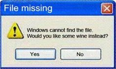Windows-wine-error-message