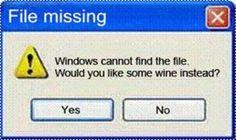 Windows-wine-error-message