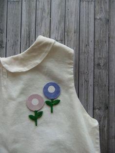 Adorable blossom pins | By Bikbik & Roro