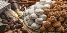 Πόσες θερμίδες έχουν τα γλυκά των Χριστουγέννων: Στη φιλοσοφία των εορτών είναι η κοινωνικότητα, η συνεύρεση με αγαπημένα πρόσωπα, η χαρά…