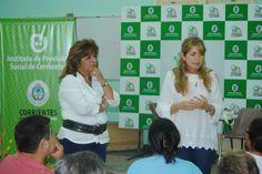 Claves a la hora de jubilarse: El IPS brindó charla informativa al personal del hospital Llano #VamosParaAdelante