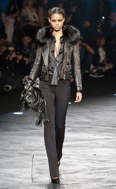 Roberto Cavalli - Fall/Winter 2013-2014 Milan Fashion Week