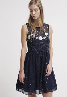 Frock and Frill - Cocktailjurk - dark blue