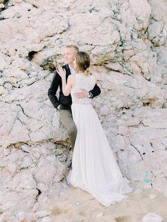 Wedding dress chiffon wedding dress wedding gown train