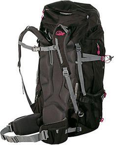 Lowe Alpine Diran ND65:75 Trekkingrucksack Damen anthrazit im Online Shop von SportScheck kaufen