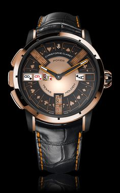 POKER |Christophe Claret