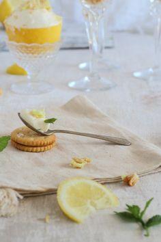 Mi Gran Diversión: Mousse de limón express