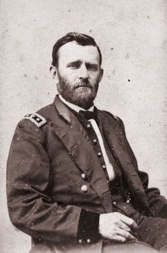 Two-Term President Ulysses S. Grant