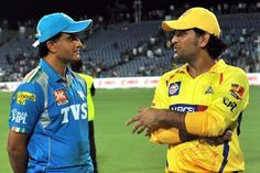 5 interesting resemblance between Sourav Ganguly's Pune Warriors India and MS Dhoni's Rising Pune Supergiants