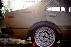 Triumph in Adversity - Justin Presson's 1979 Toyota Corolla TE31 - StanceWorks