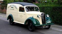 Bedford van - 1950