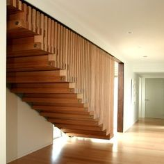 Timber Stair 10