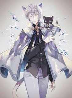Chinese Picture, Neko Boy, Otaku, Boy Character, Hot Anime Guys, Manga Boy, Anime Kawaii, My Collection, Anime Style