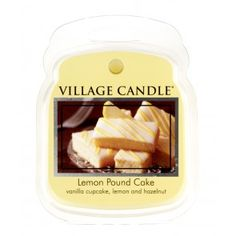 Village Candle Wax Melt - Lemon Pound Cake