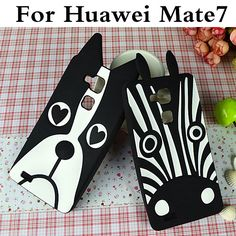 Silicone Soft TPU phone Covers Cases For Huawei Mate 7 Mate 3 6 inch Mate3 Mate7 Cases Rubber Protective Shield Shell back cover #Affiliate