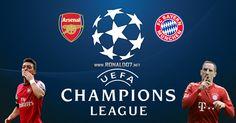 MULLACLICK: Arsenal-Vs-Bayern-Munich Kundi moja UEFA