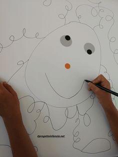 Calder: un diavolo per capello.....e per corpo. partendo dalla lettura di alcuni quadri di Calder, oggi lo staff di #progettoinfanzia ha proposto ai bambini Alexander Calder, Mondrian, Diy And Crafts, Snoopy, Fictional Characters, 3 Year Olds, Activities, Home, Art Studios