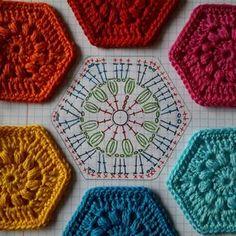 """420 Likes, 64 Comments - Irene Rijk van den Wollenberg (@irene_rijk) on Instagram: """"For the ones who love them as much as I do #crochet #haken #crochetaddict #haakverslaafd #hekle…"""""""