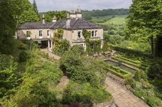 5 bedroom detached house for sale in Warminster Road, Monkton Combe, Bath