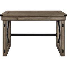 Altra Wildwood Wood Veneer Desk - Free Shipping Today - Overstock.com - 16088930 - Mobile