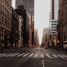 Walking across 5th Ave, NYC #newyorkcityinspired