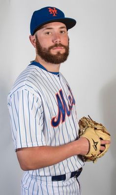Mets relief pitcher Jack Leathersich
