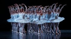 BESIDES The Nutcracker, Swan Lake is probably the most familiar of ballets.