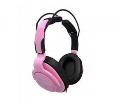 Superlux HD661 różowe - Słuchawki - Satysfakcja.pl - słuchawki do telefonu / słuchawki w podróży - Kolorowe słuchawki :)
