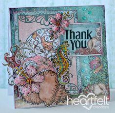 Heartfelt Creations | Under The Sea Thank You