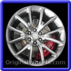 Dodge Viper 2015 Wheels & Rims Hollander #2467B  #Dodge #Viper #DodgeViper #2015 #Wheels #Rims #Stock #Factory #Original #OEM #OE #Steel #Alloy #Used
