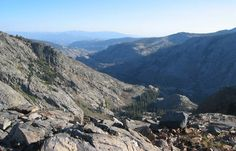North Fork of the San Joaquin River, Central Sierra