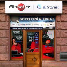 Prodejna v Praze (Eltasat / Altronik)