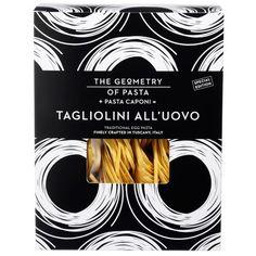 Geometry of pasta
