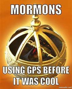 Mormon humor lol