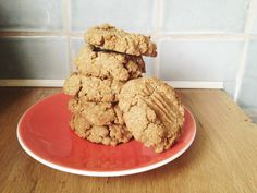 Simple Wholesome Goodness: Tahini Peanut Butter Cookies