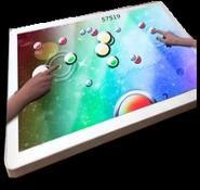 Giant Ipad for hire in London and around the UK.