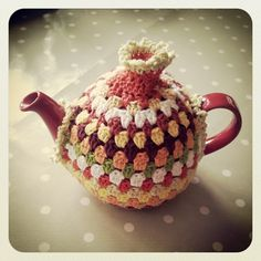 Tea Cozy - from Crochet Tea Party