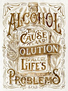 Quote the Beer Baron on Behance