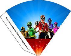 Samurai Power Rangers, Power Rangers Dino, Power Ranger Party, Power Ranges, Party Printables, Party Themes, Playing Cards, Movie Posters, Parties