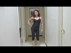 NO laughing!  So need help with this!! Latin, I am not. How to move your hips and pelvis